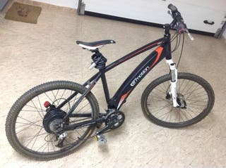Bicicleta Mountain Bike Electrica