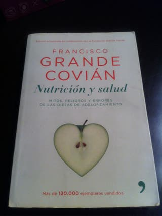 Libro nutrición Y Salud.Grande Covián
