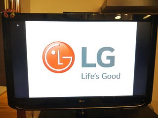 "Tv LG. 42LT75 timemachine 42"""
