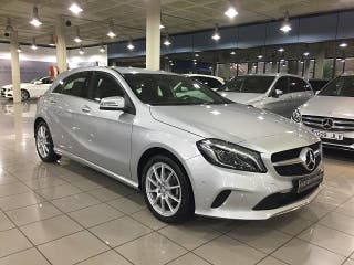 Mercedes-Benz Clase A 0 CDI BlueEFFICIENCY berlina
