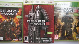Saga Gears of War - XBOX 360