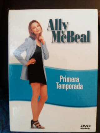 Ally Mc Beal Temporada primera. 655063374