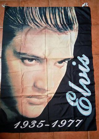 bandera de Elvis