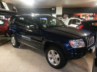 Jeep Grand Cherokee 2, 7 CRdi 2004