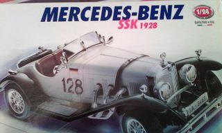 Maqueta para montar MERCEDES-BENz SSK1928