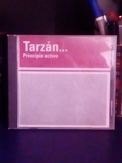Tarzán cd. Hardcore.