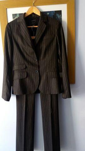 traje de chaqueta pantalon y chaleco