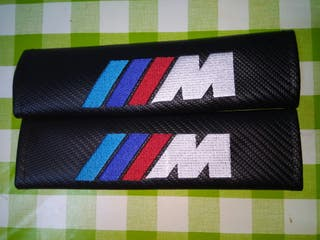 cinturones seguridad bmw carbono