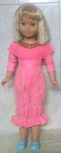 Muñeca Celia joyas de Famosa