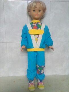 Muñeca Celia de Famosa