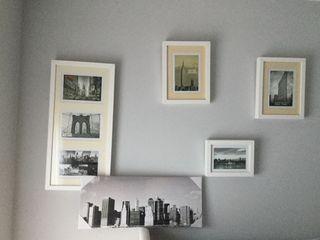 Set de fotografías de Nueva York