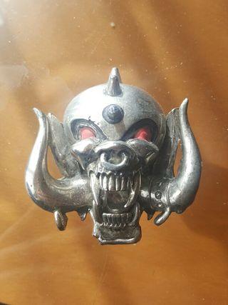 Ebilla motorhead de acero