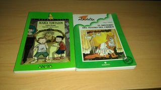 2 libros 5€