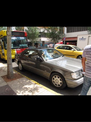 Mercedes Cupe 300 Ce Gasolina