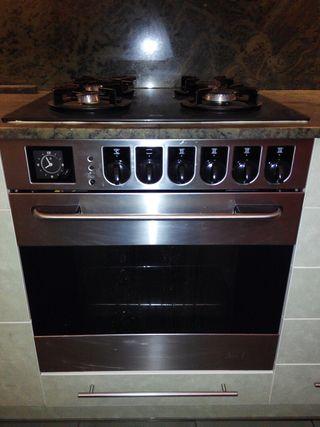 Placa cocina y horno