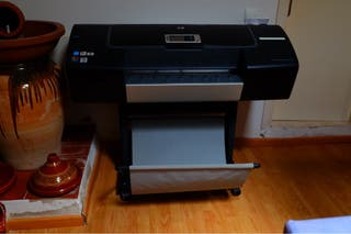 Plotter HP Fotografia