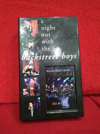 video de backstreet boys