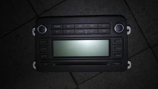 radio-cd golf gti v de serie