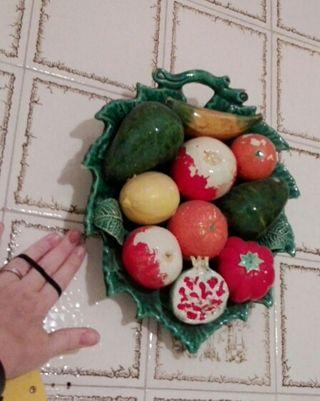 Frutero decorativo