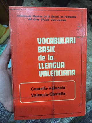 Vocabulari basic de valencià