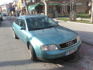 Audi A6 2002 2.5tdi un sólo dueño