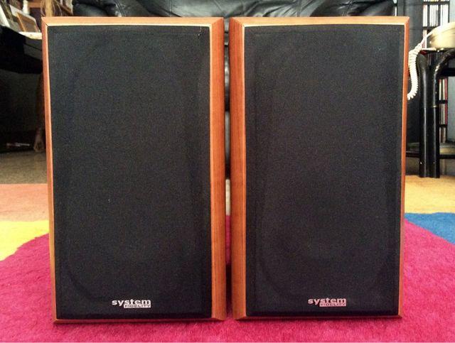 Altavoces - 2x120 wattios SYSTEM FIDELITY SF 2010
