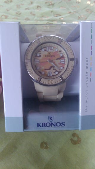 RELOJ COLORS BY KRONOS