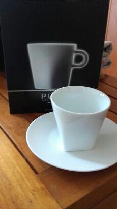 Duo de cafe Nespress