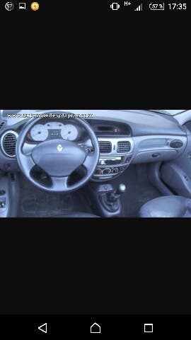 Renault menage coupe 2001