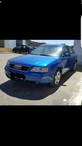 Audi a6 2.5TDI 180cv 6v.