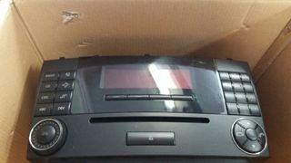 radio cd mercedes