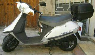 Honda Visión - moto - scooter