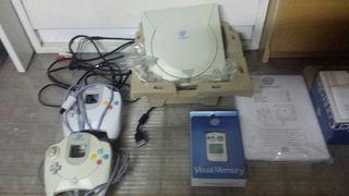 Consola coleccionista DreamCast