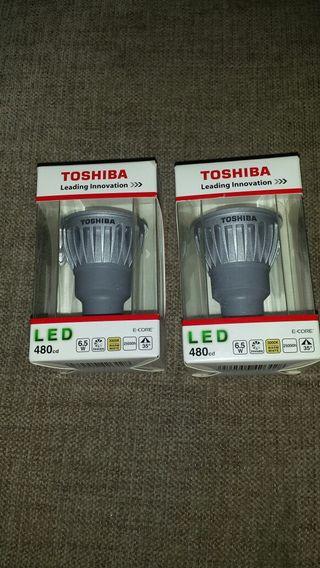 Lámparas led Toshiba