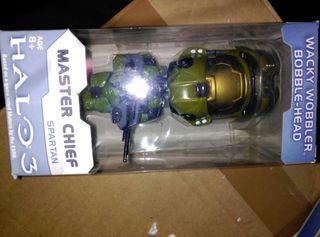 Figura cabezón Halo 3