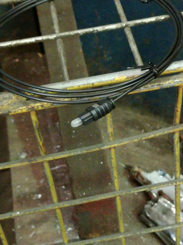 Cable audio