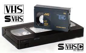 Paso cintas VHS-c a Dvd y PenDrive