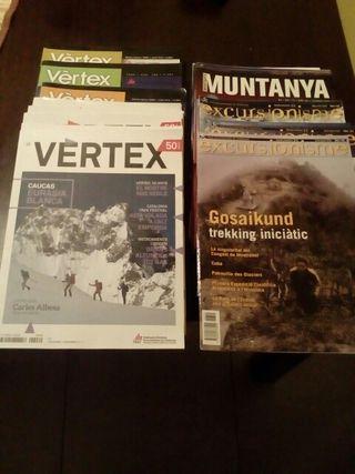 Revistes de muntanya.