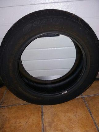Rueda coche 205-55 r 16