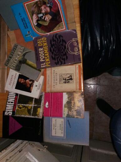Regalo vintage libros años decada 70 y 80