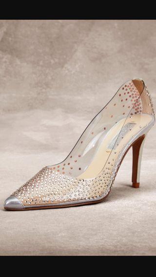 """Zapatos novia """"NUEVOS SIN USAR"""""""