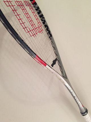 Raqueta squash WILSON Agressor Titanium