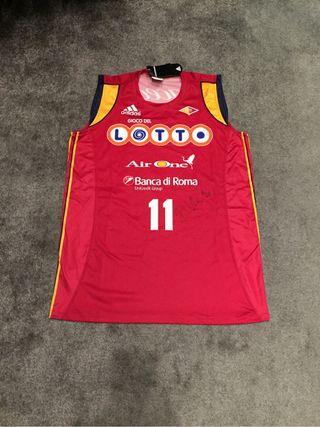 Camiseta Baloncesto Roma