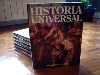 enciclopedia de historia