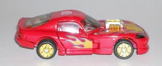 Transformers RID Sideburn