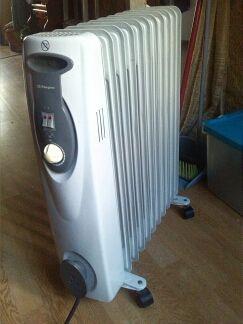 Estufa radiador de aceite
