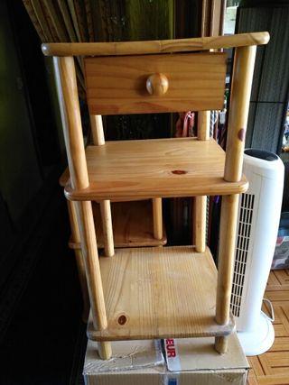 Mesitas de madera de segunda mano por 15 en torrelavega for Muebles torrelavega