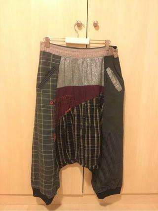 Pantalones Piratas Desigual