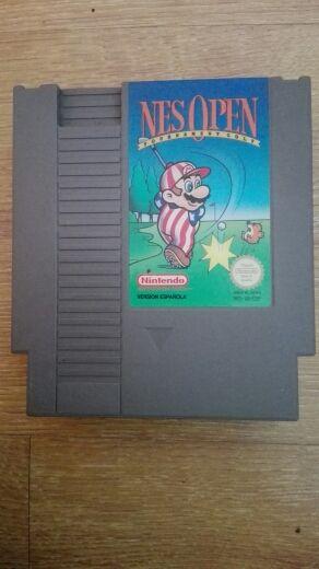 nes open Mario bros