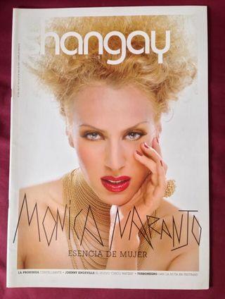 Revista Shangay Mónica Naranjo